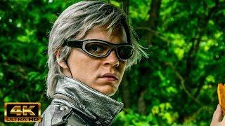 Ртуть спасает детей мутантов. Крутой момент фильма!!! | 4K