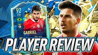 5⭐ WF + STOCKY BODY TYPE! 😱 92 TOTSSF GABRIEL PLAYER REVIEW! - FIFA 20 Ultimate Team
