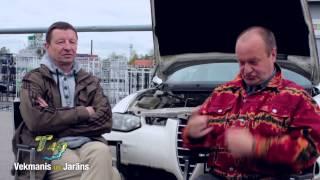 Vekmanis un Jarāns   Pirmās atmiņas par automobīli