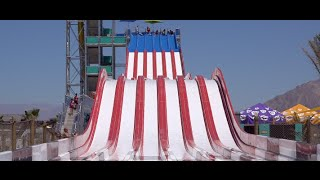 Surfin USA : Water Slide at Cowabunga Bay (Las Vegas)