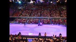2018.8.12 大阪城ホールで行われたディズニー・オン・アイスでアリエル...