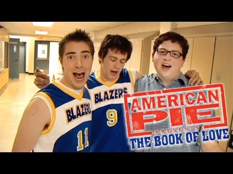 American Pie: The Book of Love  Cast s