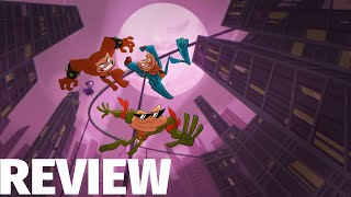 Battletoads Review - Almost a Triumphant Return (Video Game Video Review)
