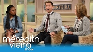 Lance Bass on Harry Styles & *NSYNC Breakup | The Meredith Vieira Show