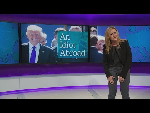 Covfefe, Kushner & An Idiot Abroad | May 31, 2017 Pt. 1 | Full Frontal on TBS