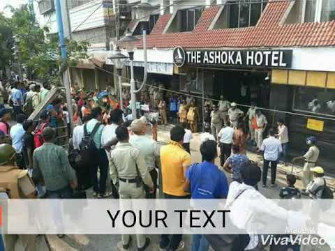 Police Raid At Ashoka Hotel Some People Are Involving These Hotels Name To Spoil Its Retion