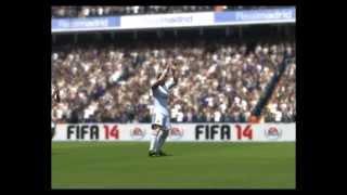 Real Madrid vs Barcelona FIFA 14 PC MaX Settings