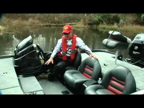 NITRO Boats: 2012 Z6 Performance Fishing Boat - YouTube