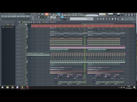 Axwell Λ Ingrosso  Dreamer FL Studio Remake Free FLP