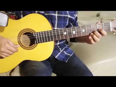 Tanah Air - Ibu Sud (Lagu Wajib Nasional) | Tutorial Gitar & Fingerstyle Cover