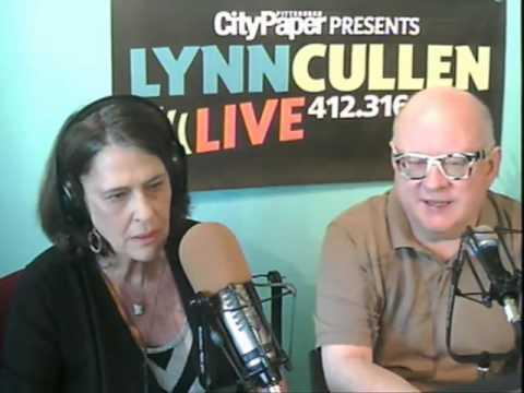 Lynn Cullen Live - Part 1 10/25/12