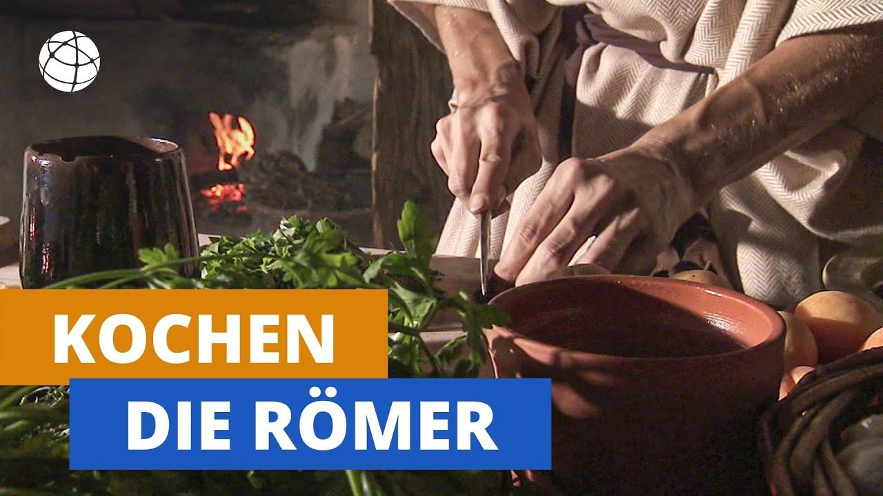 Rom essen im alten Esskultur im