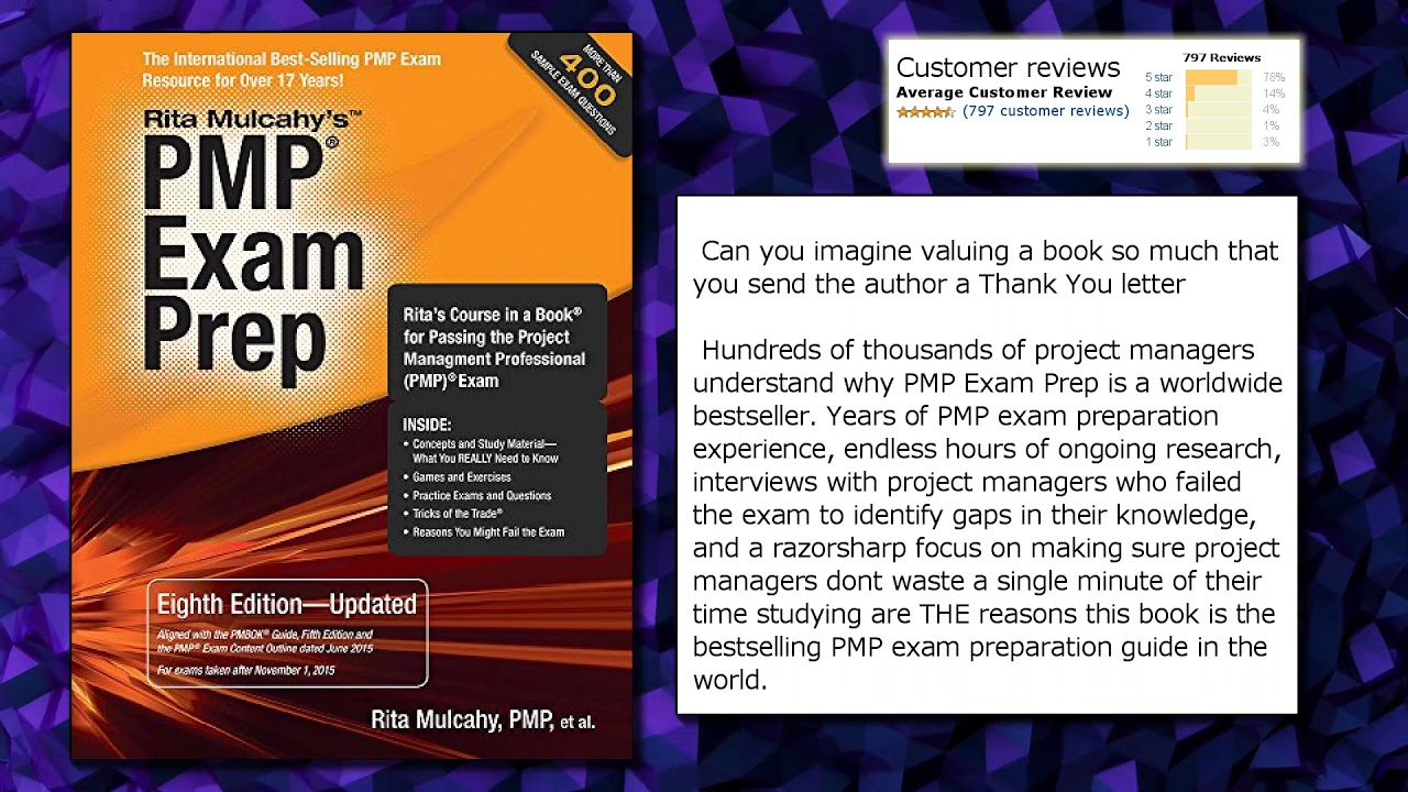 Pmp exam prep eighth edition updated ritas course in a book pmp exam prep eighth edition updated ritas course in a book for passing the pmp exam 1betcityfo Images