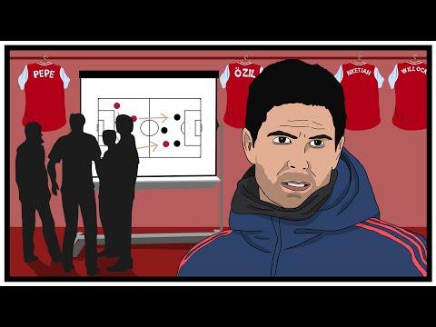 Inside Arteta&39;s Arsenal