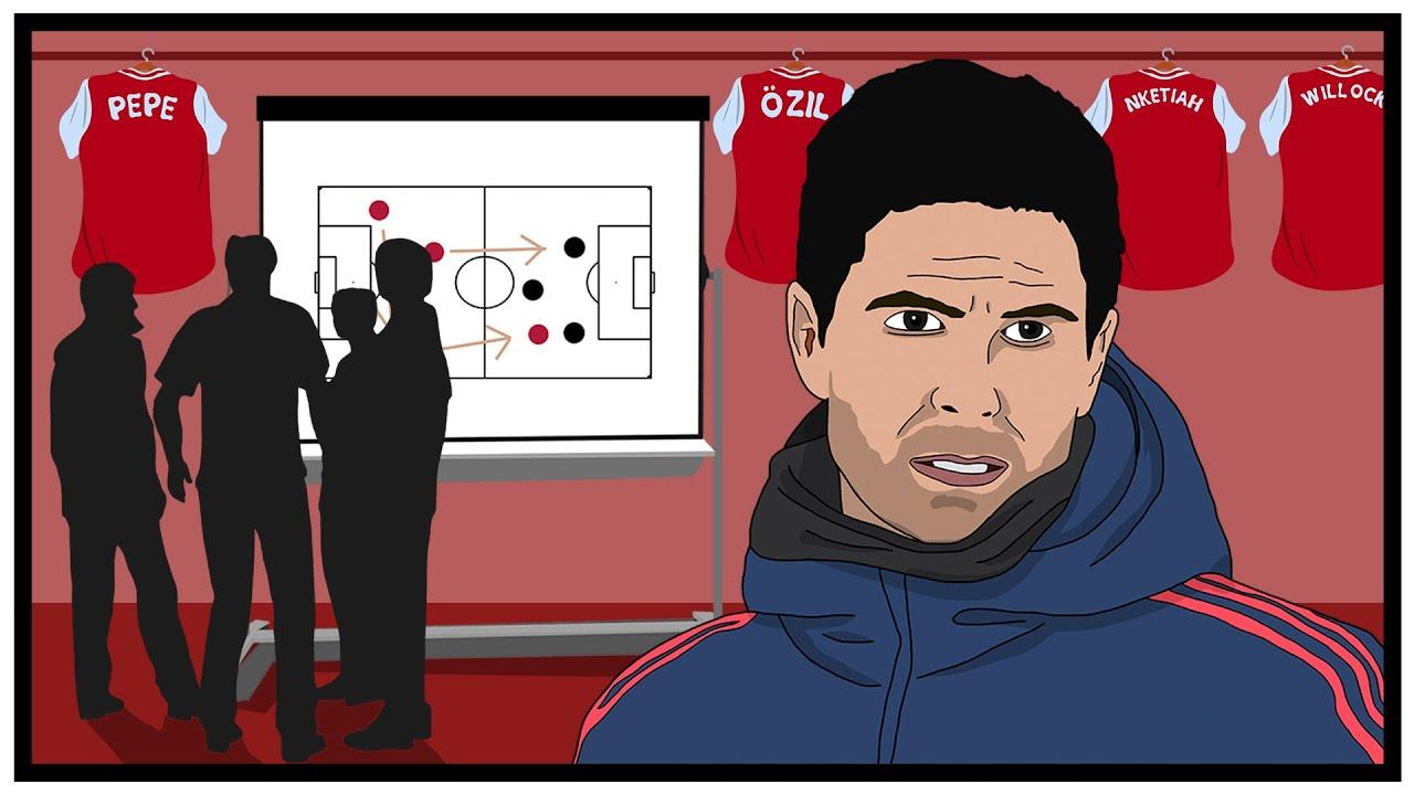 Inside Arteta's Arsenal