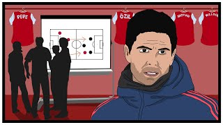 Inside Arteta's Arsenal