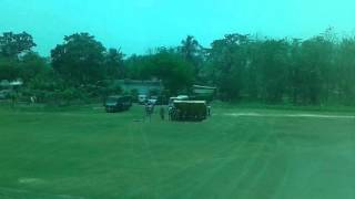 Balurghat Airport Helicopter Landing