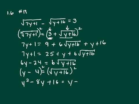 Math 1 6 #19