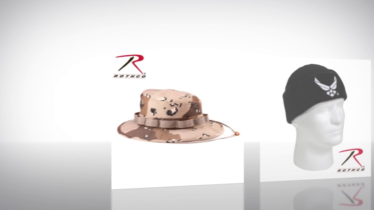 Rothco Military Headwear: Hats, Berets, Mosquito Head Nets, Bandanas from  OnlineSafetyDepot com