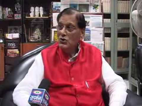 Dr  Bindeshwar Pathak  founder of Sulabh International on documentary part 01
