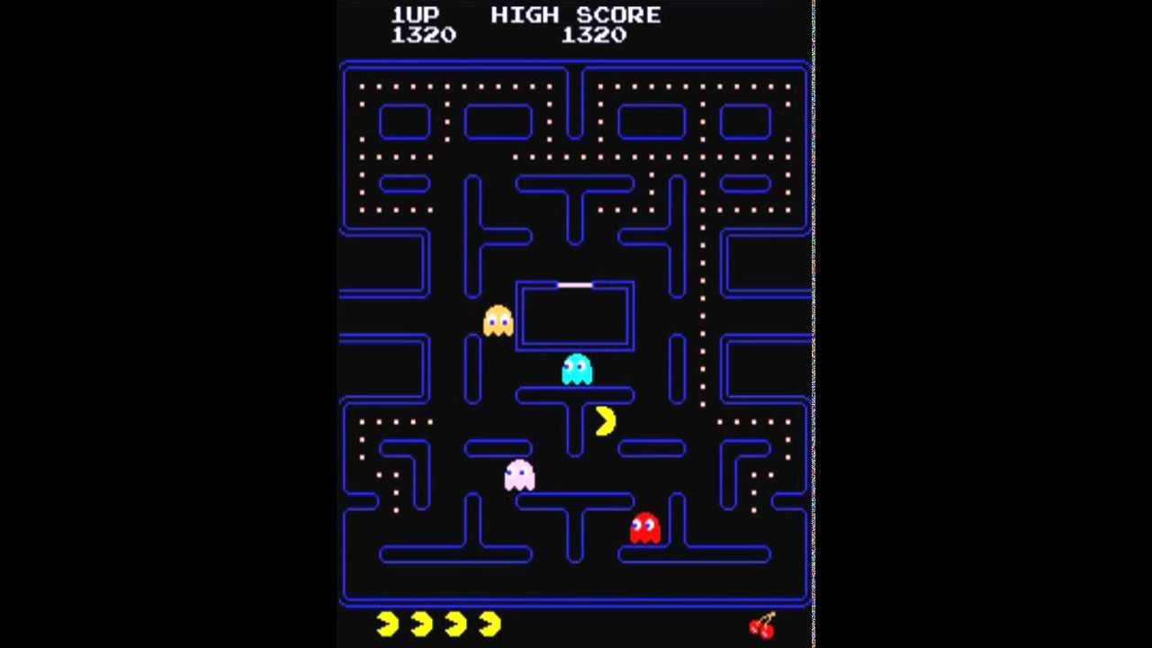 This is a photo of Irresistible Images of Pac Man