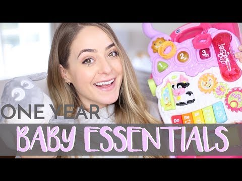 One Year BABY Essentials! | Fleur De Force