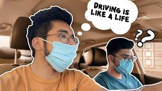 Car vlog is back 😂   dusre ko dabao 🤭