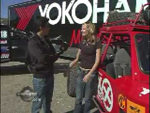 Yokohama Tire - The Power Couple of Off-Road Racing: Cameron and Heidi Steele