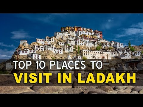 Top 10 beautiful places to visit in Leh - Ladakh