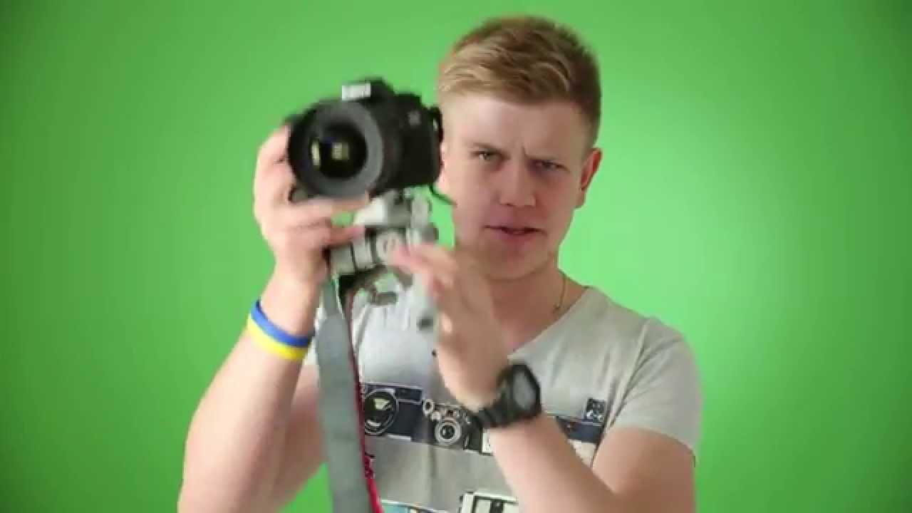 Основы видео для фотографов 6. Стабилизация изображения.