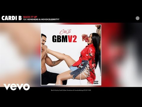 Cardi B - Back It Up (Audio) ft. Konshens, Hoodcelebrityy