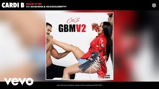 [2.40 MB] Cardi B - Back It Up (Audio) ft. Konshens, Hoodcelebrityy