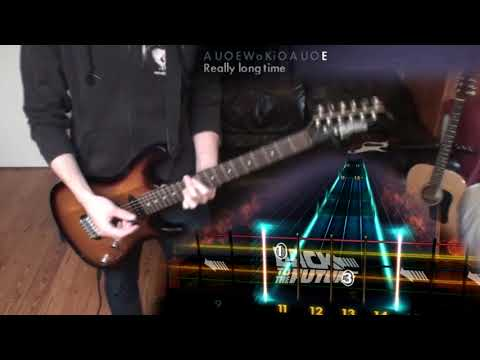 A Really Long Time (Chetreo Remix) - Rick And Morty - Rocksmith Remastered CDLC - Rythm Guitar