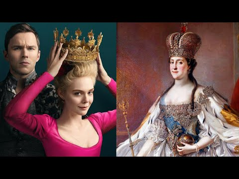 Catherine The Great, Tsarina Of Russia, Part 1