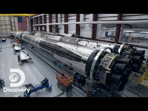 SpaceX's Reusable Falcon 9 Rocket | Space Launch LIVE