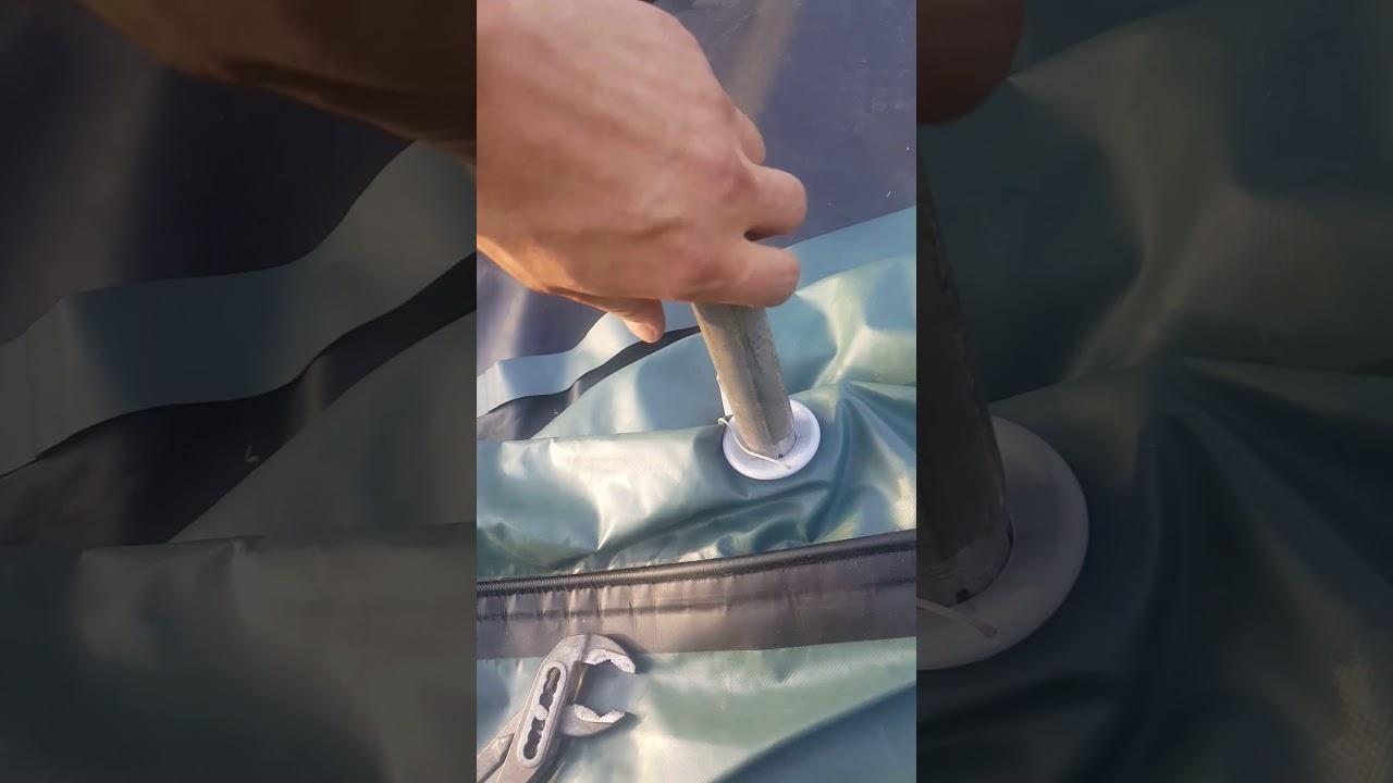Клапан для лодки пвх своими руками фото 143