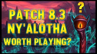 8.3, Ny'alotha and the Future - LAD #19