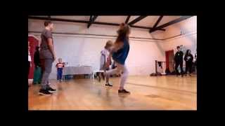 The Groovement Project Dance Company | New Dance Studios Opening Day Trailer | 31st November 2014