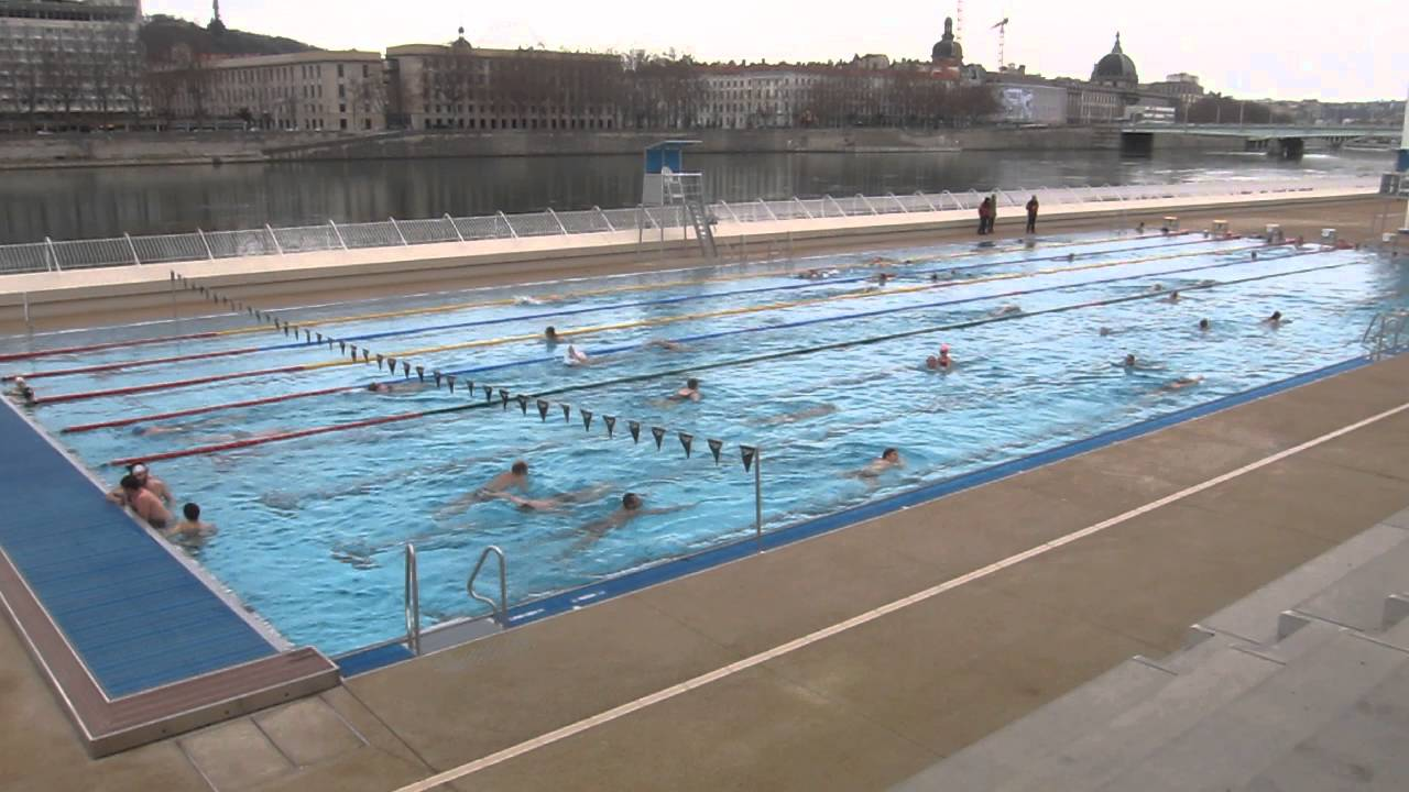 piscine du rh ne 2 lyon france youtube