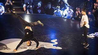 Pocket VS Kazuki Rok | Red Bull BC One World Final 2015