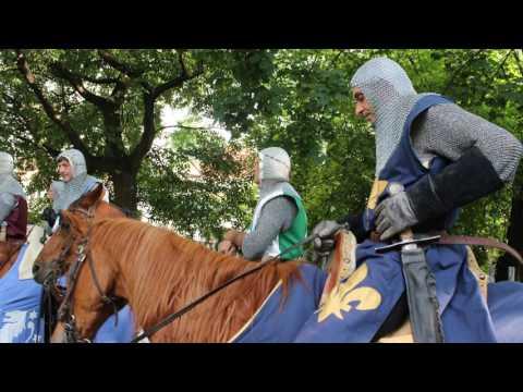 CRONACHE CARRARESI Padova medioevale Rievocazione Storica Medioevale