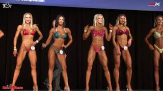2017 IFBB Diamond Cup BIKINI plus 172cm