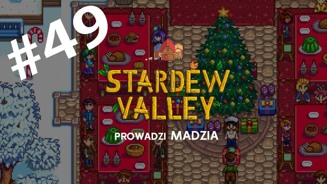 Stardew Valley #49 – Feast of the Winter Star