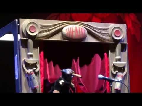 Triumph the Insult Comic Dog (full set) at Festival Supreme in Santa Monica  10-19-2013