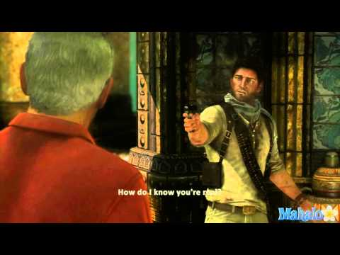 Uncharted 3 Walkthrough - Chapter 22: The Dreamers of the Day - 동영상