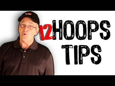 BASKETBALL TIPS!! The 12 Days of Tip-mas!! [Intro video]