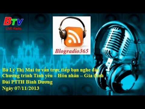 Ba Ly Thi Mai tu van truc tiep ban nghe dai | Blog Radio 365 #46