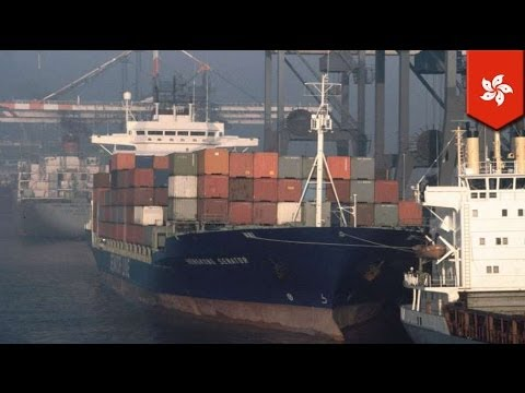 Hong Kong ships collision: 11 Chinese cargo crew members missing