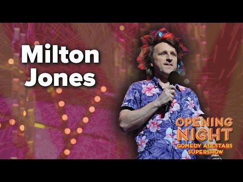 Milton Jones - 2015 Opening Night Comedy Allstars Supershow