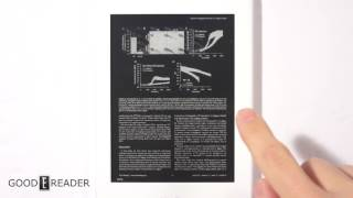 Amazon Kindle 32GB Manga Model PDF Experience